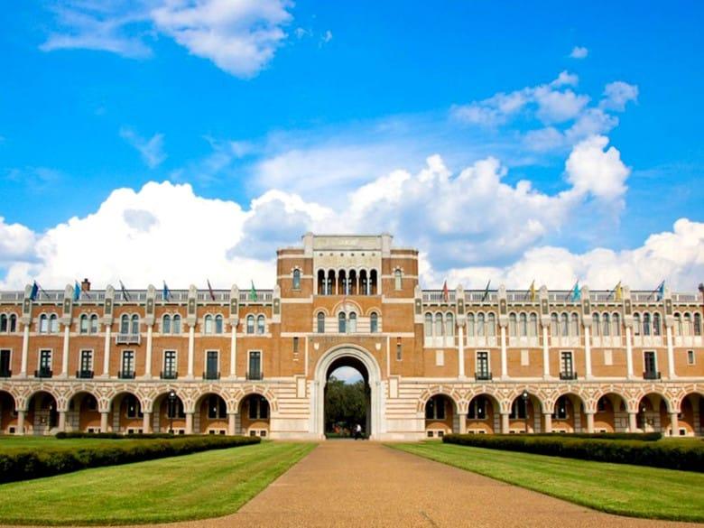 Rice University, Houston, Texas