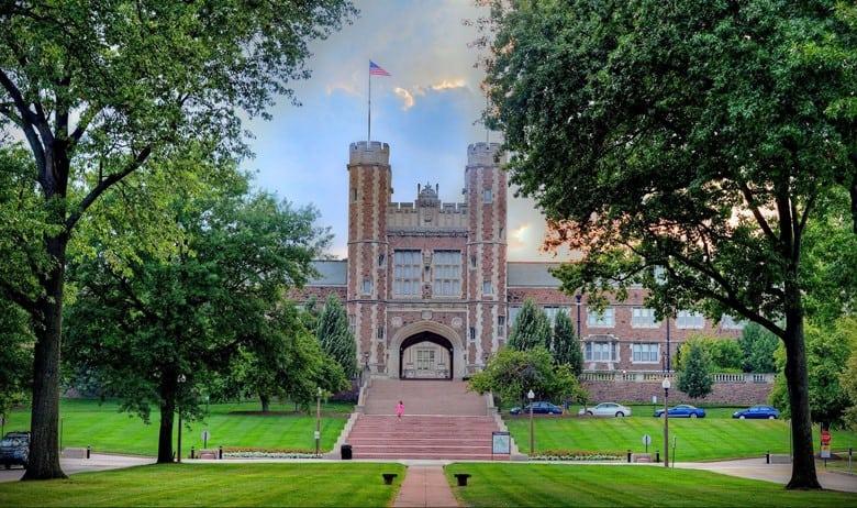 Washington University in St. Louis, St. Louis, Missouri