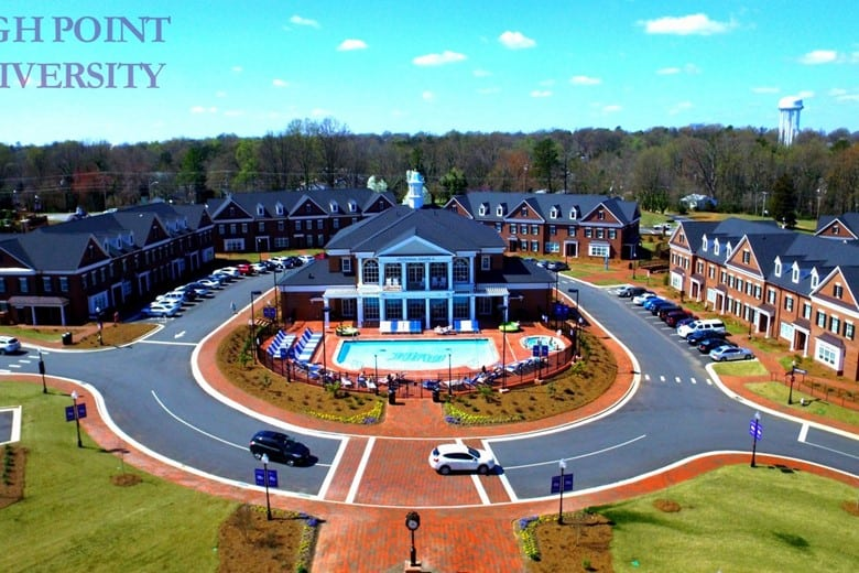 High Point University, High Point, North Carolina