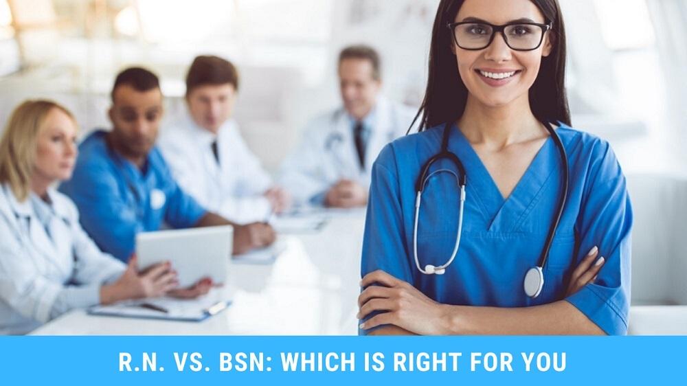 R.N. vs. BSN