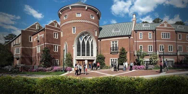 The University of Richmond