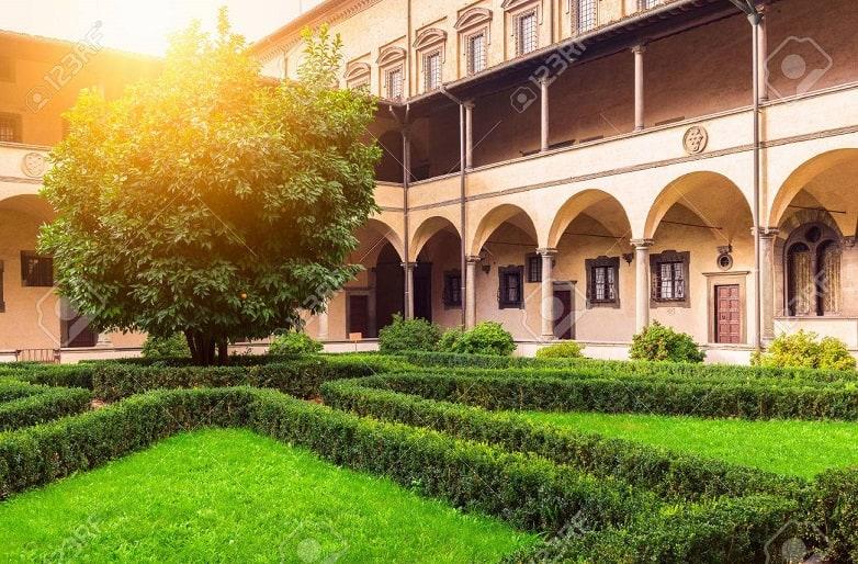 Biblioteca Medicea Laurenziana – Florence