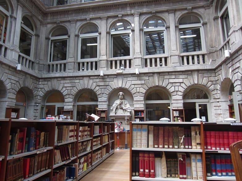 Biblioteca Nazionale Marciana – Venice, Italy