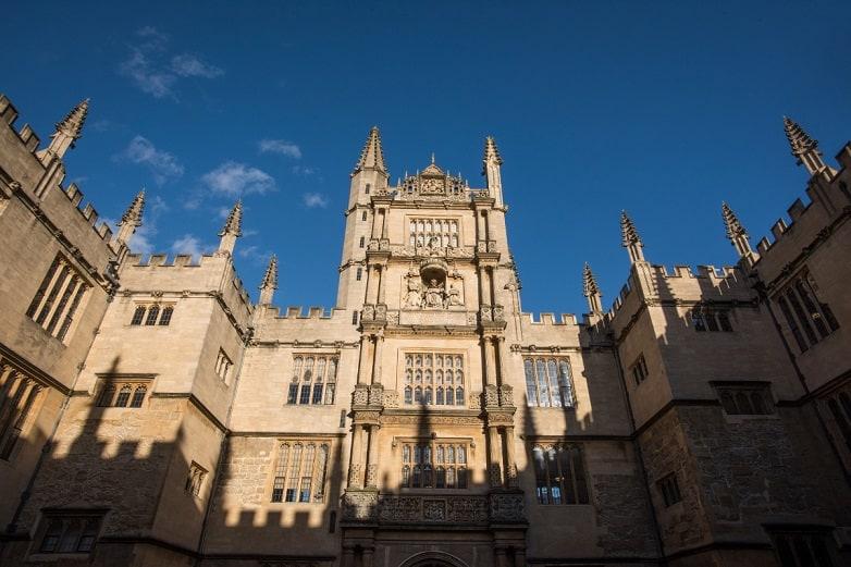 Bodleian Library, Oxford, England