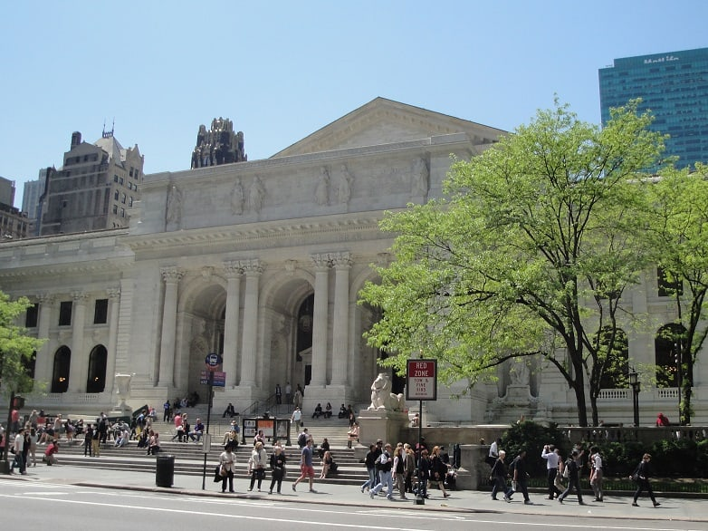 New York Public Library – New York